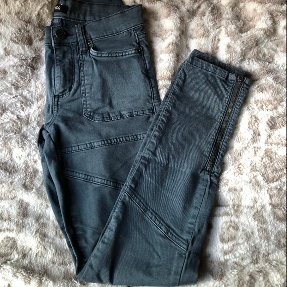 Urban Outfitters Pants - UO Blue Cargo Skinny Jeans